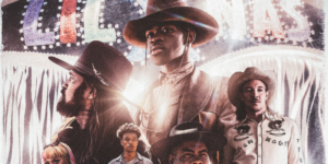 "Lil Nas X ""Old Town Road"" poster"