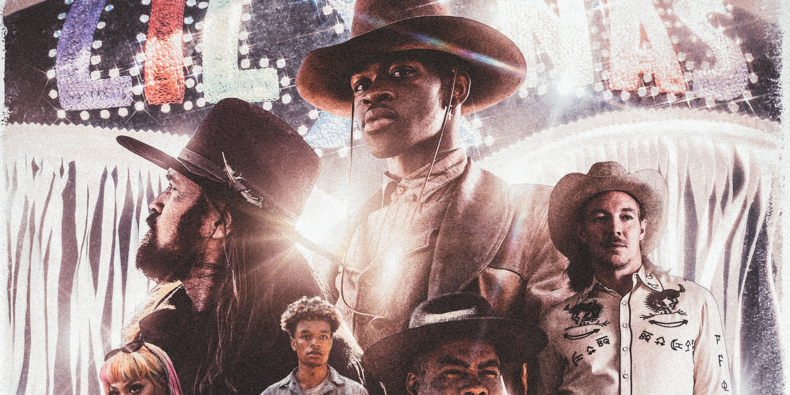 """Lil Nas X """"Old Town Road"""" poster"""